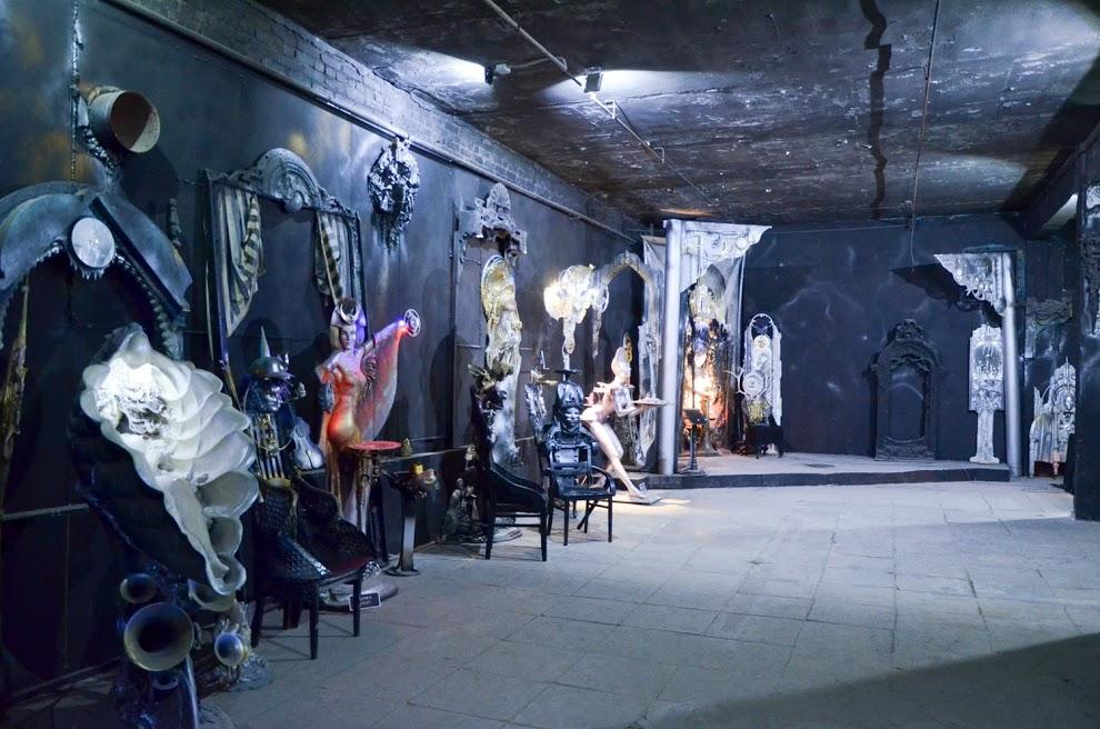 art клуб в москве